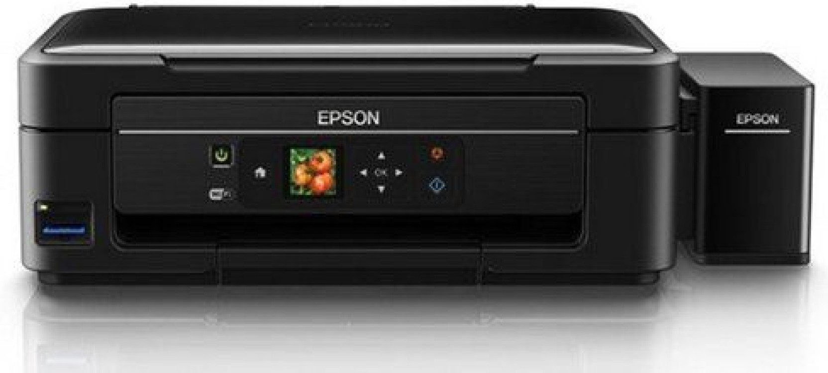 Adjustment program Epson L455