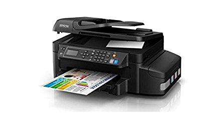 Epson L655 adjustment program