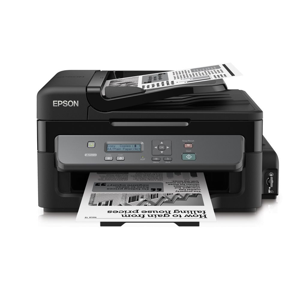 Epson M200 adjustment program